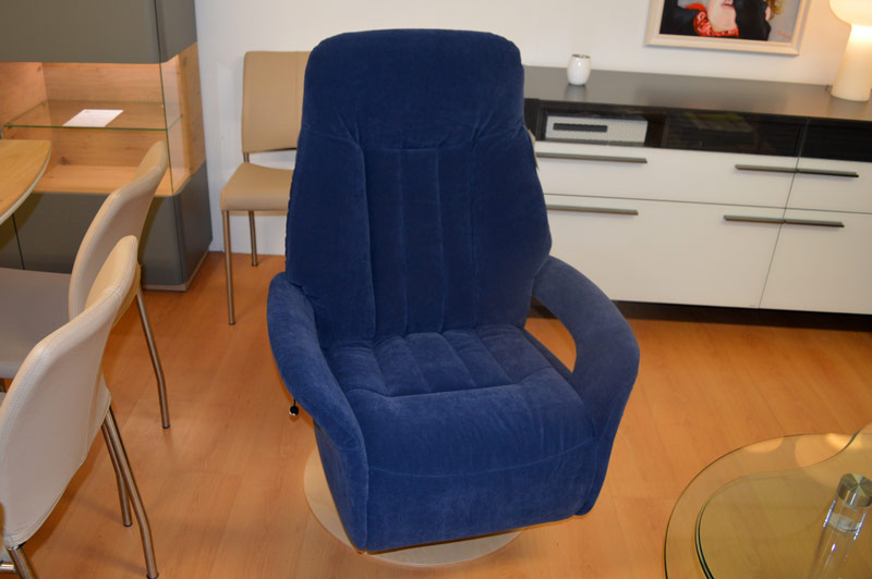 Midnight-Blue-Reclining-Chair