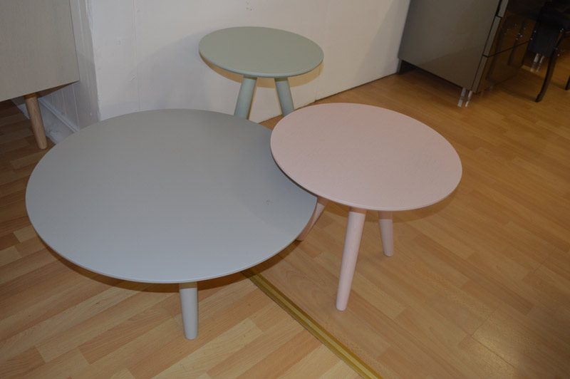 Painted-Coffee-Tables-in-Pastel-Colours