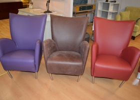 Anny Verwijs Favoured Tulip Chair Kilcroney Furniture Wicklow Furniture
