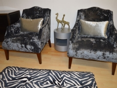 Black-Velvet-Chairs-with-Footstool