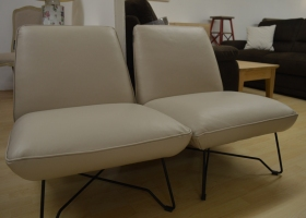 Designer-Leather-Chairs-with-Metal-Legs