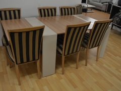 Extending-Dining-Table-back-to-Console-Table
