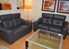 High Grade Leather Sofas. Kilcroney Furniture Wicklow Furniture