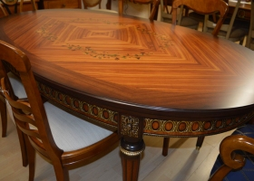 Inspired Dining Table High Quality Finish Kilcroney Furniture Wicklow Furniture