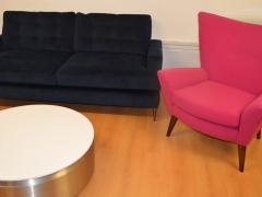Conran-Navy-Sofa-and-Pink-Chair