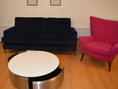 Content-by-Conran-Navy-Sofa-with-Pink-Chair