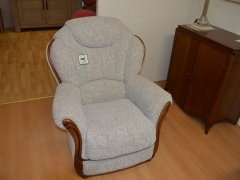 Italian Made Armchair Available in Various Colours. 3 and 2 seater to match. Kilcroney Furniture Wicklow Furniture