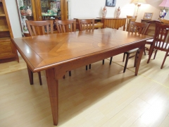 Large Cherrywood Table and 2 Extensions.jpg