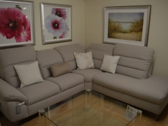 Rom Corner Suite with Moving Headrests Kilcroney Furniture Wicklow Furniture