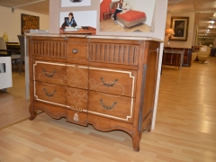 Solid Chest with Painted Finish. Kilcroney Furniture Wicklow Furniture
