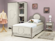 Demosille Collection shop display now less 30% example Bed 90 x 190 was €685 now €480