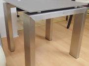 Lovely Stainless Steel and Lamp Tables.jpg