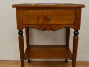 Unique Cherrywood Piece with Marble-Insert was €1,895 now €995