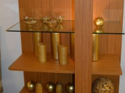 Via Bella Shelving Lighted Now €995