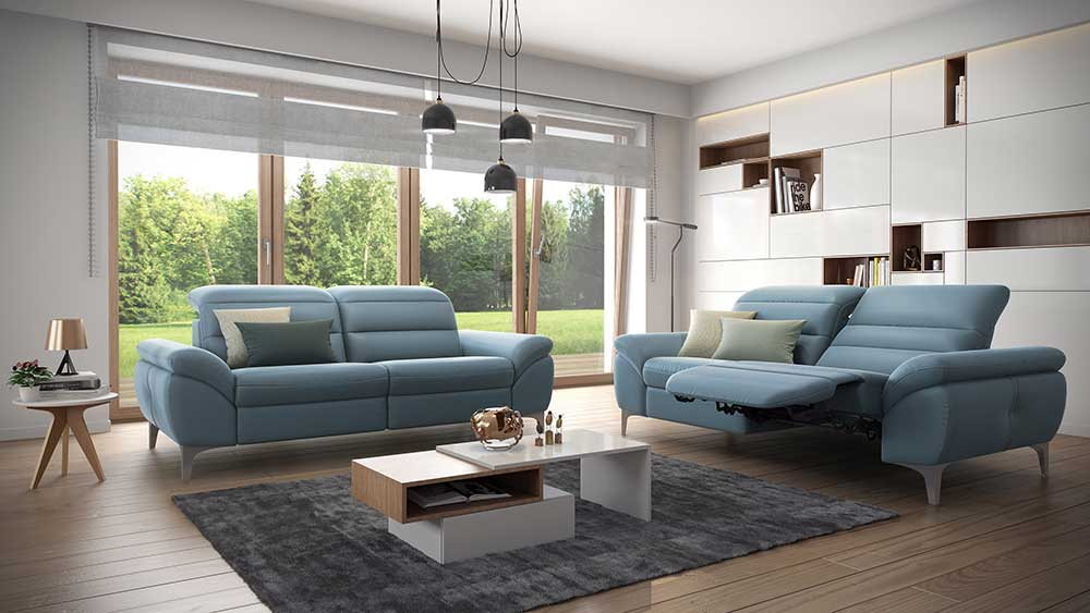 Rom living room sofa collection kilcroney furniture Living room furniture dallas