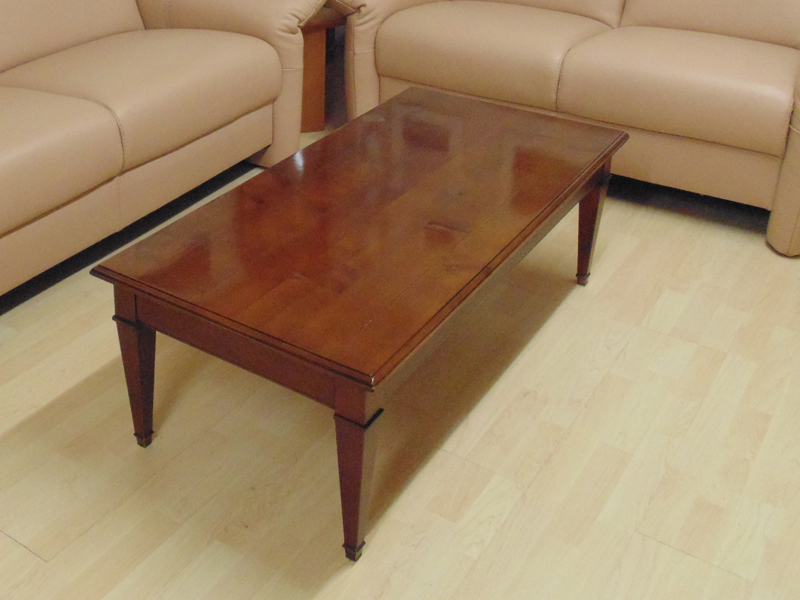 Awesome Richelieu Solid Cherrywood Coffee Table