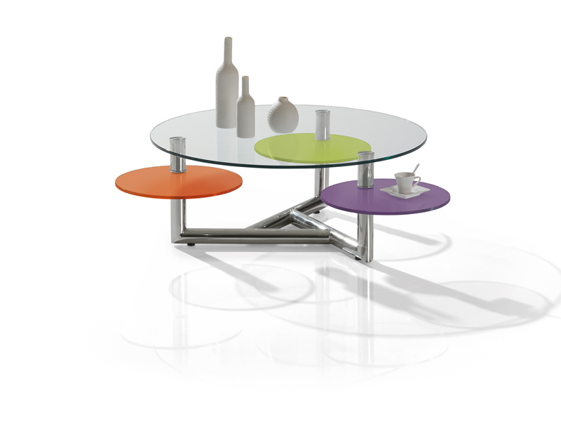 Motard Manhattan Round Table Coloured