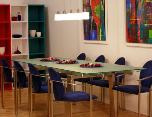 Instore Collection Tables