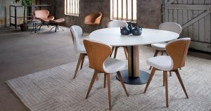 KILCRONEY_FURNITURE_DINING_Steely-egg-shaped-Dining-Table