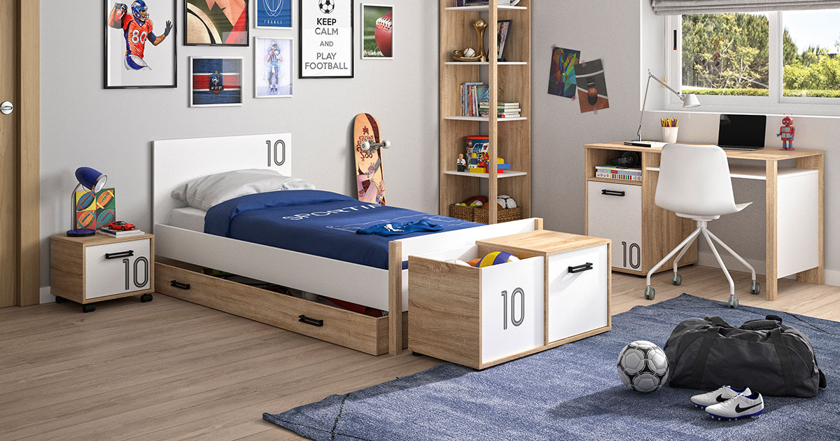 KILCRONEY_FURNITURE_KIDS_TEENS_Cilian-Bed-Corner-Bookcase-Desk-and-Storage