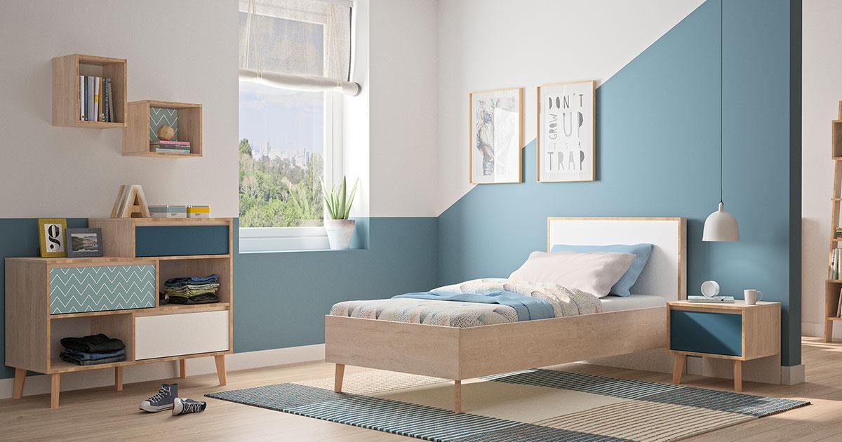KILCRONEY_FURNITURE_KIDS_TEENS_LAR_Single-Bed-Chest-and-Bedside-Locker