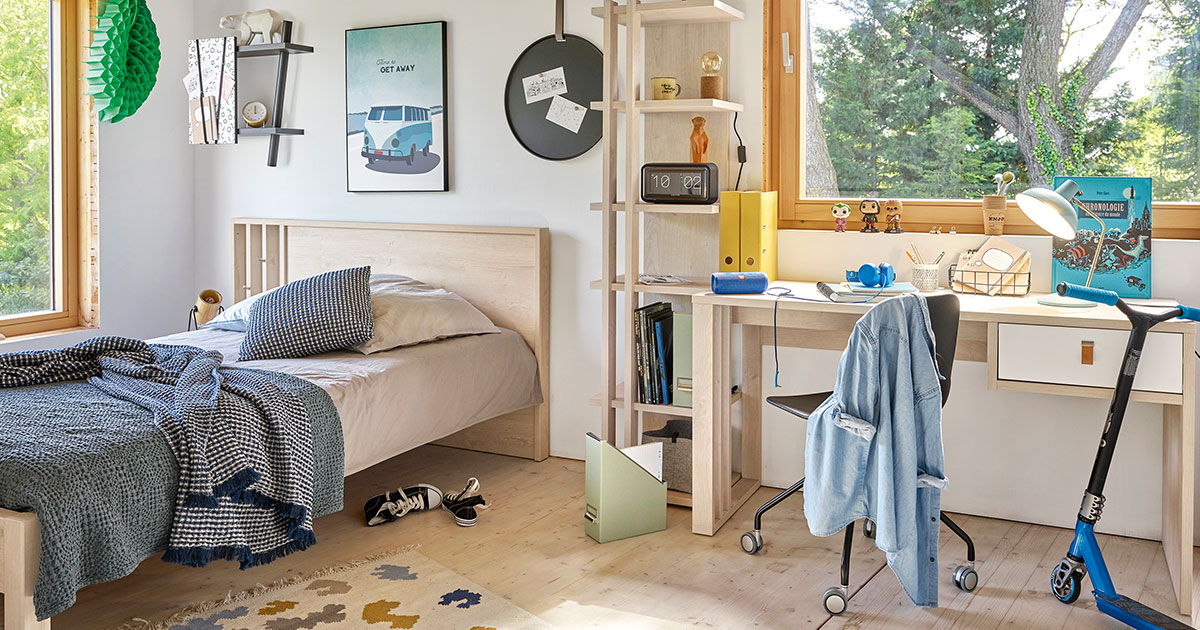 KILCRONEY_FURNITURE_KIDS_TEENS_Lodge-Single-Bed-Bookcase-and-Desk