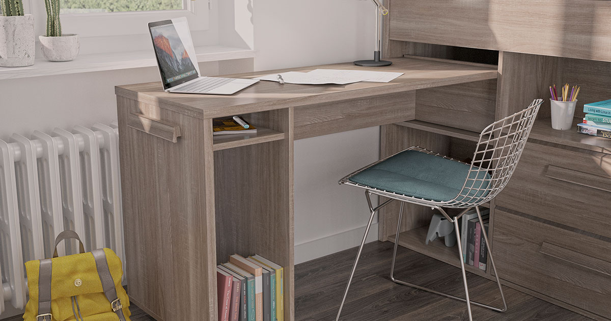 KILCRONEY_FURNITURE_KIDS_TEENS_Pull-out-Desk-on-Cabin-Bed