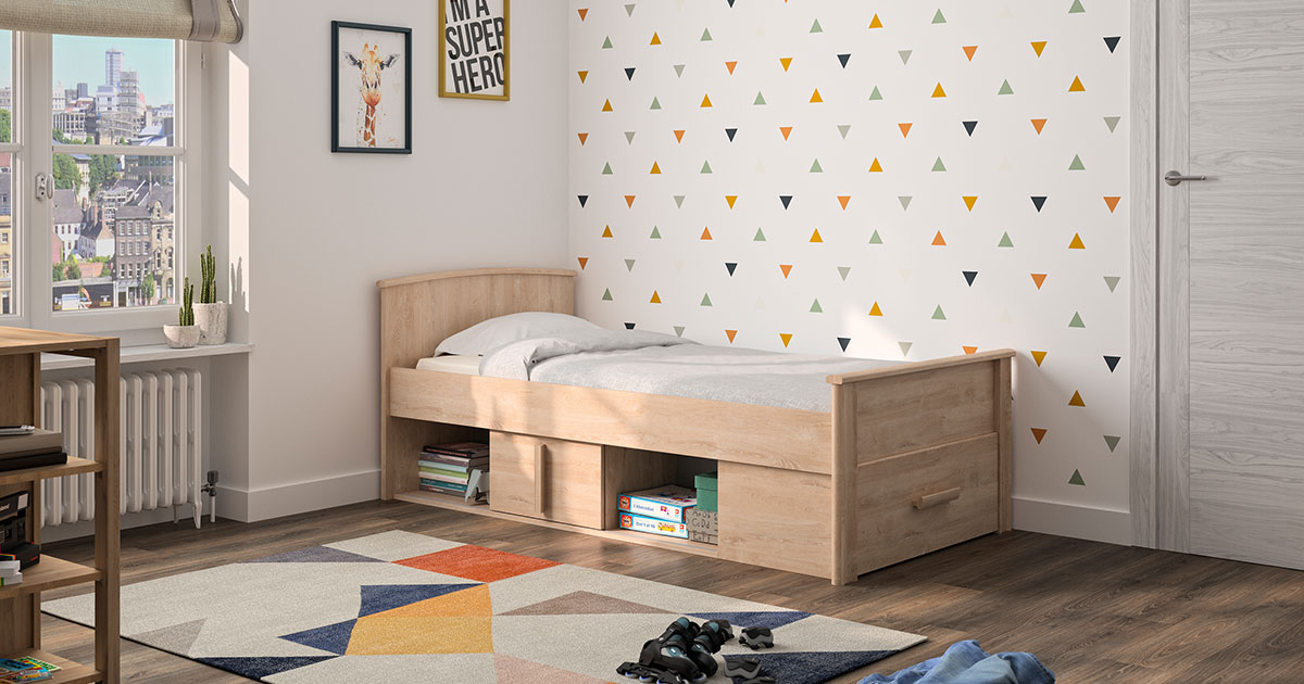 KILCRONEY_FURNITURE_KIDS_TEENS_Tana-Low-Compact-Bed