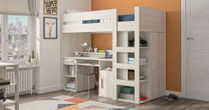 KILCRONEY_FURNITURE_KIDS_TEENS_Tana-Mezzanine-Bed-in-Whitewashed-Oak
