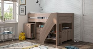KILCRONEY_FURNITURE_KIDS_TEENS_Unic-Cabin-Bed-with-Desk-and-storage