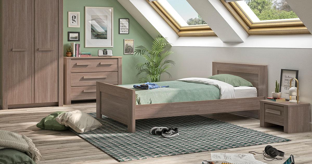 KILCRONEY_FURNITURE_KIDS_TEENS_Unic-Single-Bed-Wardrobe-Chest-and-Locker