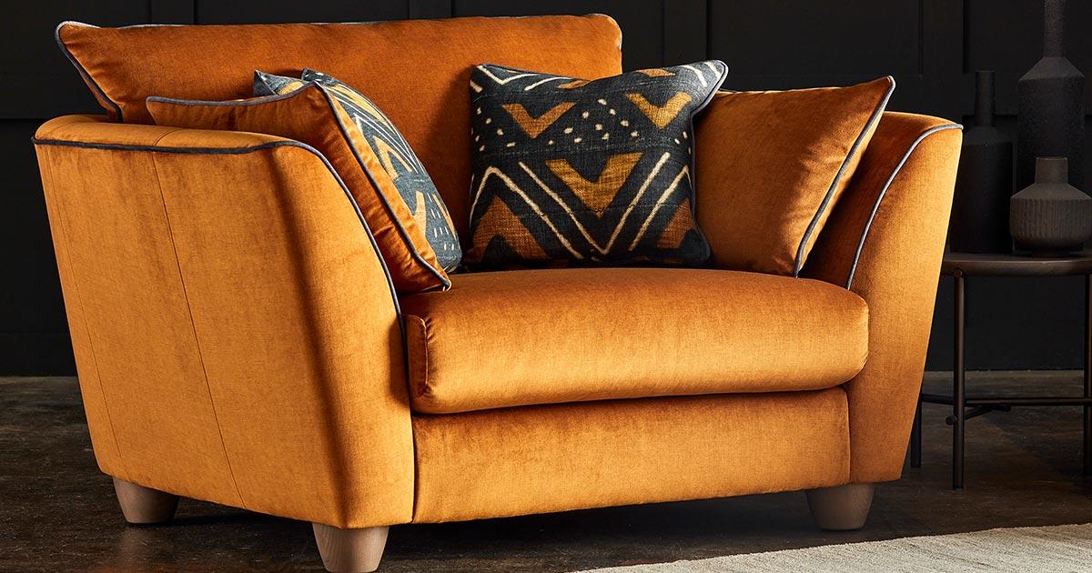KILCRONEY_FURNITURE_SOFAS_Nido_Snuggler-Chair-in-Mustard-Nido