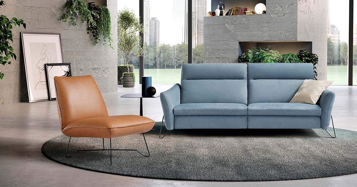 KILCRONEY_FURNITURE_SOFAS_GAIA-3-Seater-Leather-sofa-with-Leather-Chair