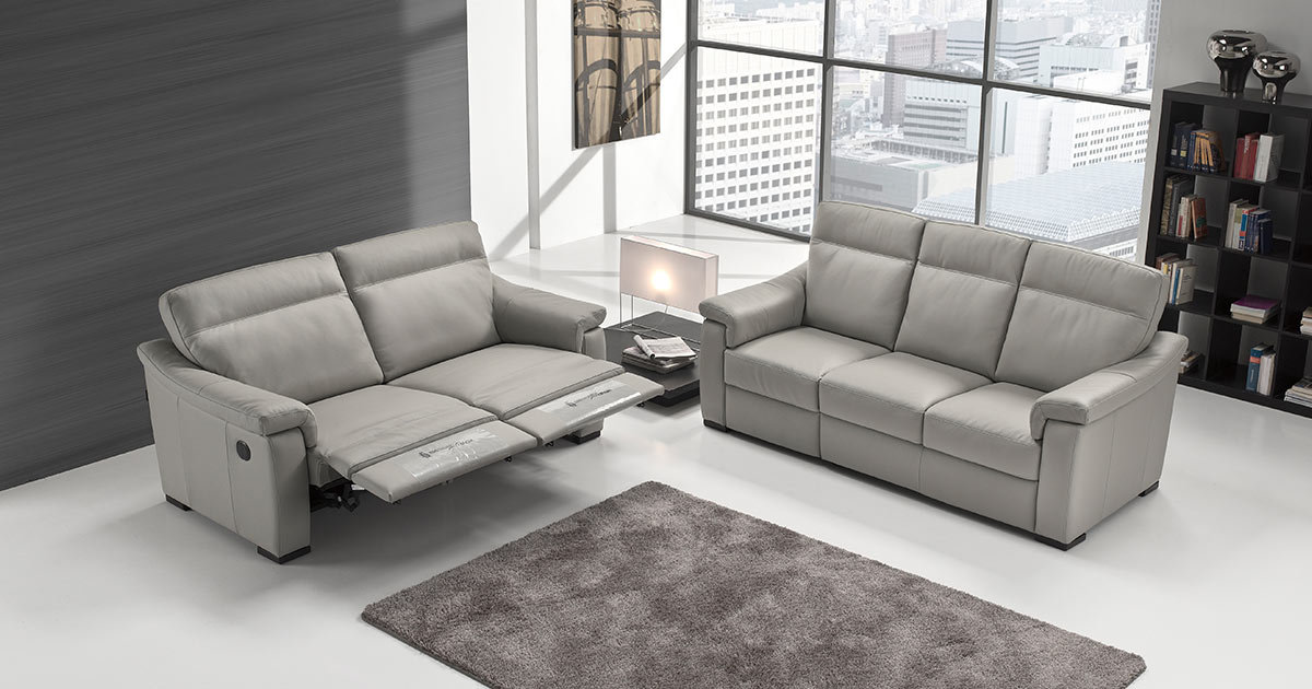 KILCRONEY_FURNITURE_SOFAS_Ilaria-Leather-2-Seater-recliner-and-3-Seater-Couch