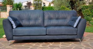 KILCRONEY_FURNITURE_SOFAS_Una-sofa-in-matt-leather-with-lattice-insert