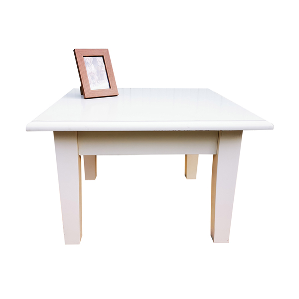 Off-white-Painted-Coffee-Table