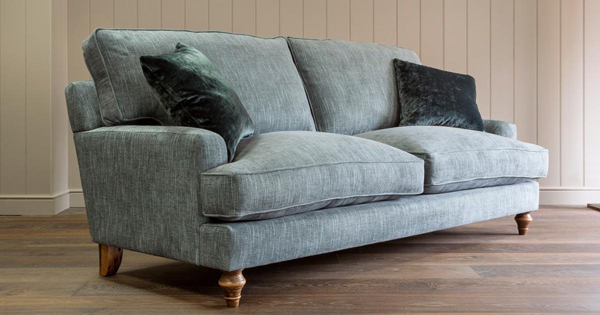 Sofa sideways